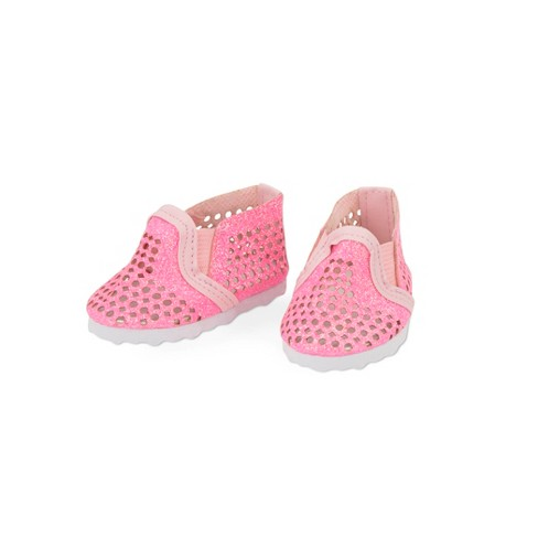 Our Generation Shoes For 18 inch Doll - Pink Of It