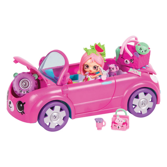 Happy Places Shopkins Bearry Fun Convertible