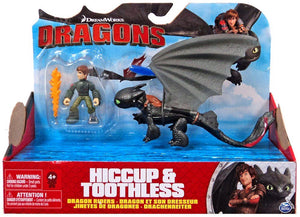 DreamWorks Dragon & Rider - Hiccup & Toothless