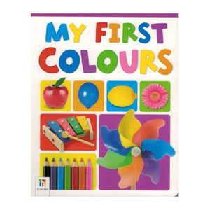 Hinkler Books - My First Board Book Colours