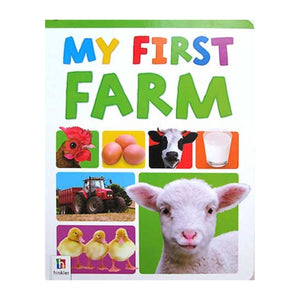 Hinkler Books - My First Board Book Farm