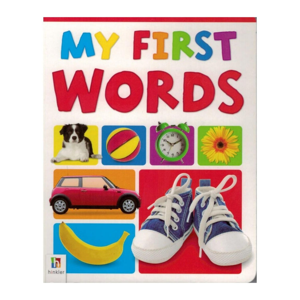 Hinkler Books - My First Board Book Words
