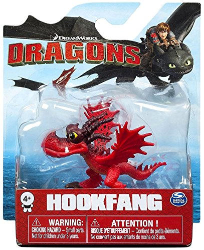DreamWorks Mini Dragons - Hookfang