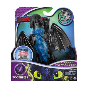 How To Train Your Dragon Basic Dragon Toothless