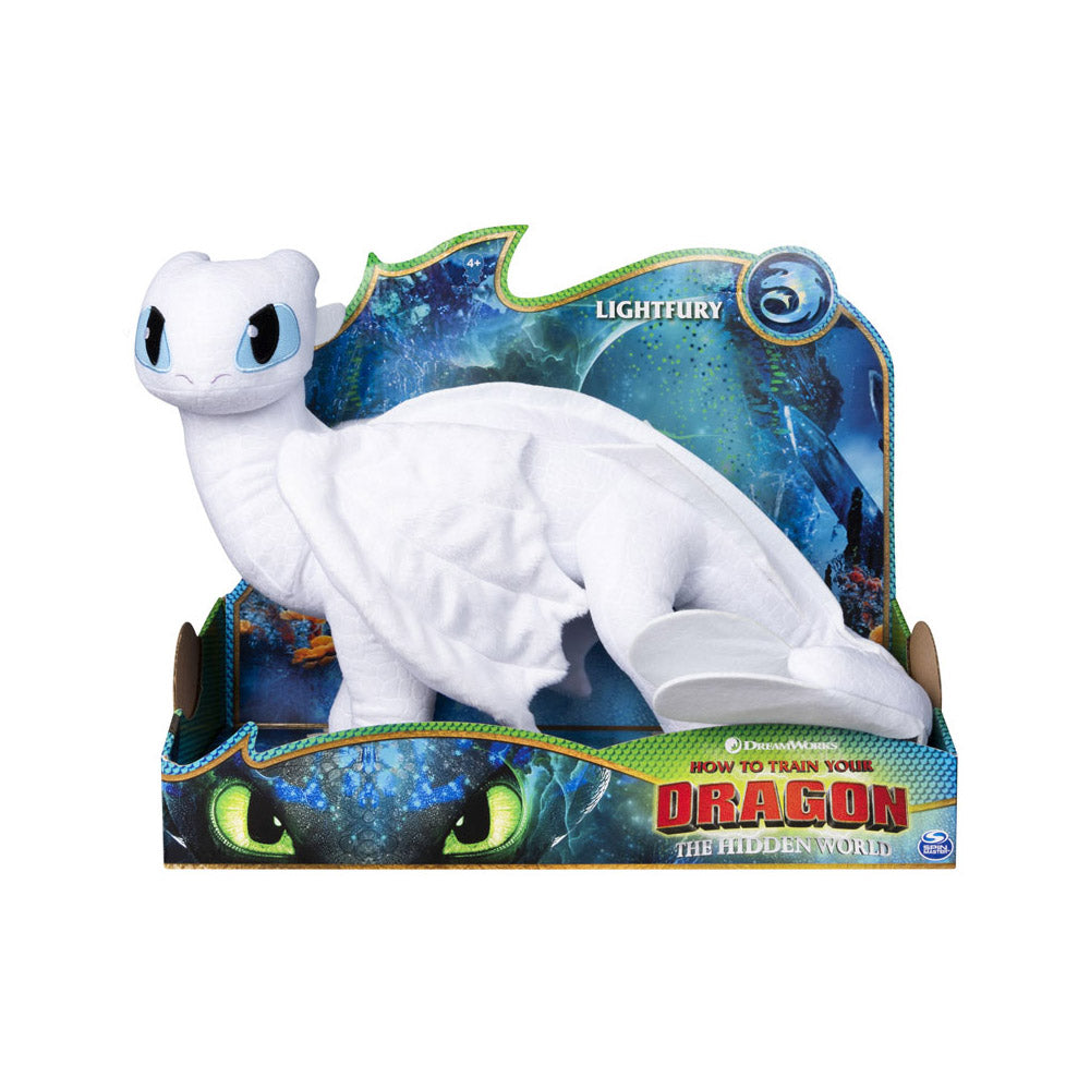 How To Train Your Dragon Deluxe Plush Lightfury