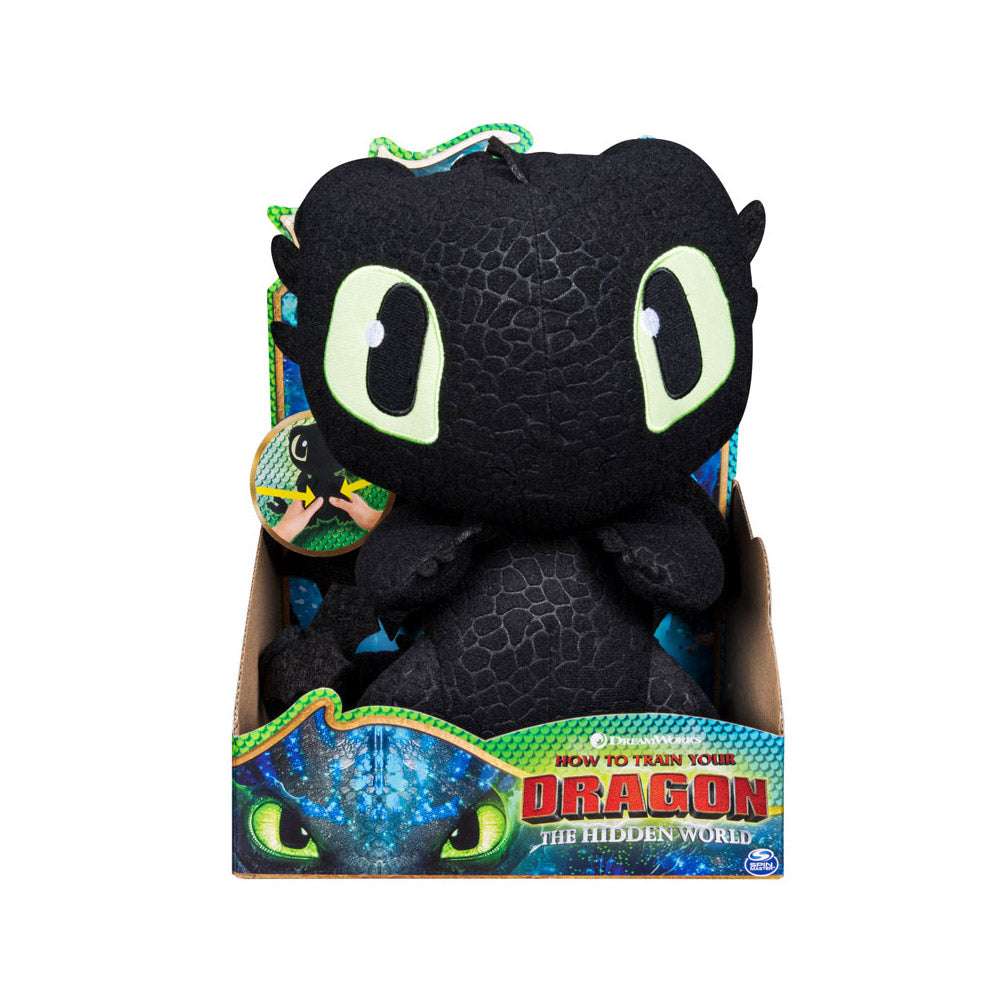How To Train Your Dragon Squeeze and Growl – Toothless