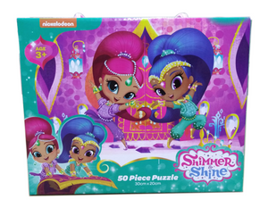 50 Piece Shimmer & Shine Puzzle