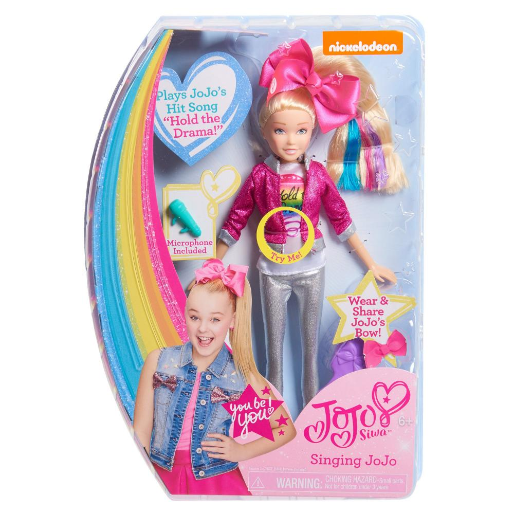 Jojo Siwa Singing Doll