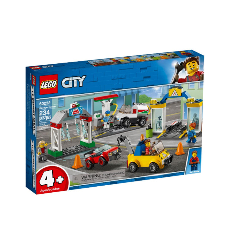 LEGO® City Town Garage Center 60232