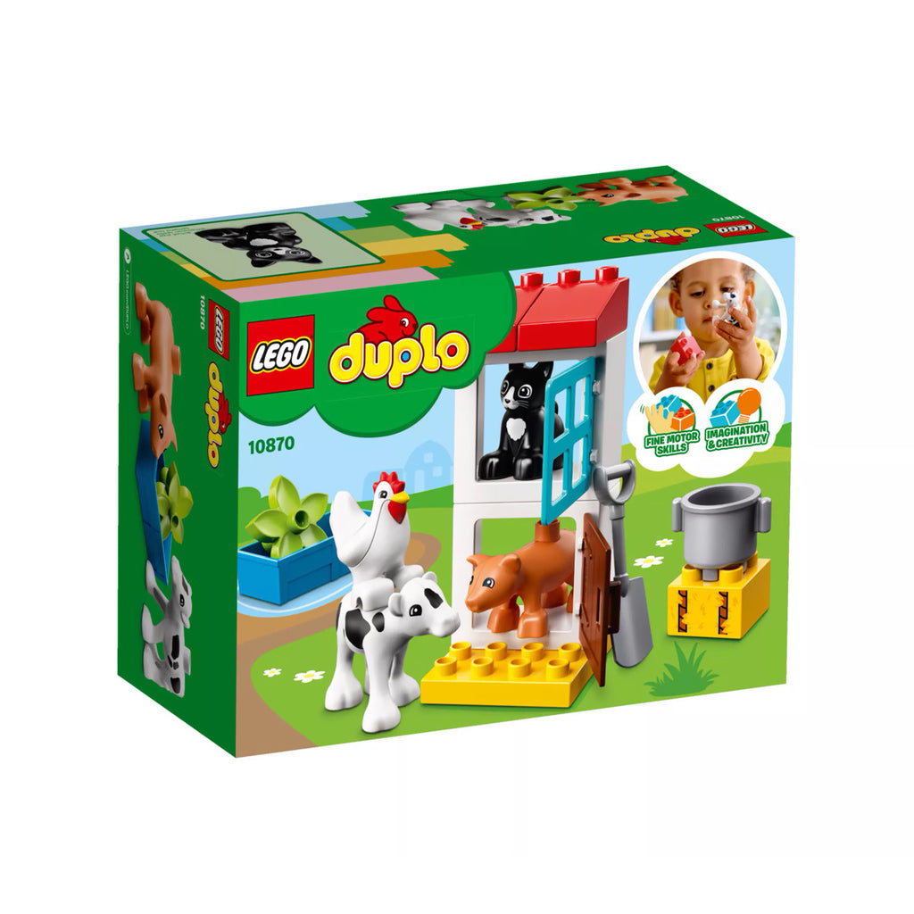 LEGO® DUPLO® Farm Animals 10870