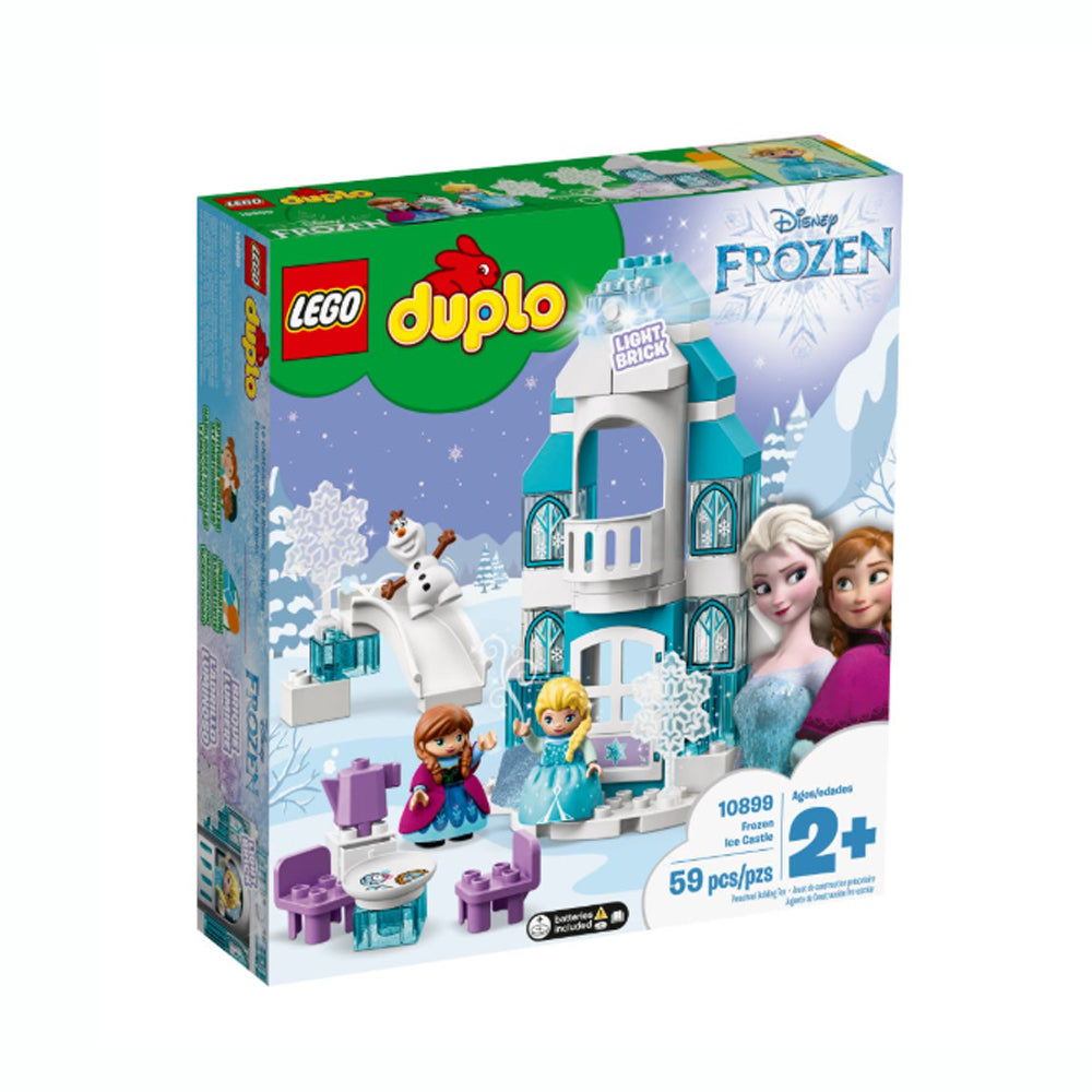 LEGO® DUPLO® Frozen Ice Castle 10899