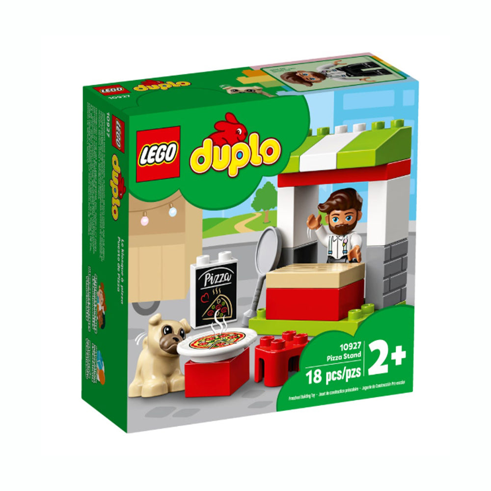 LEGO® DUPLO® Pizza Stand 10927