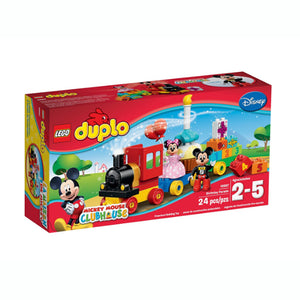 LEGO® DUPLO® Mickey & Minnie Birthday Parade 10597