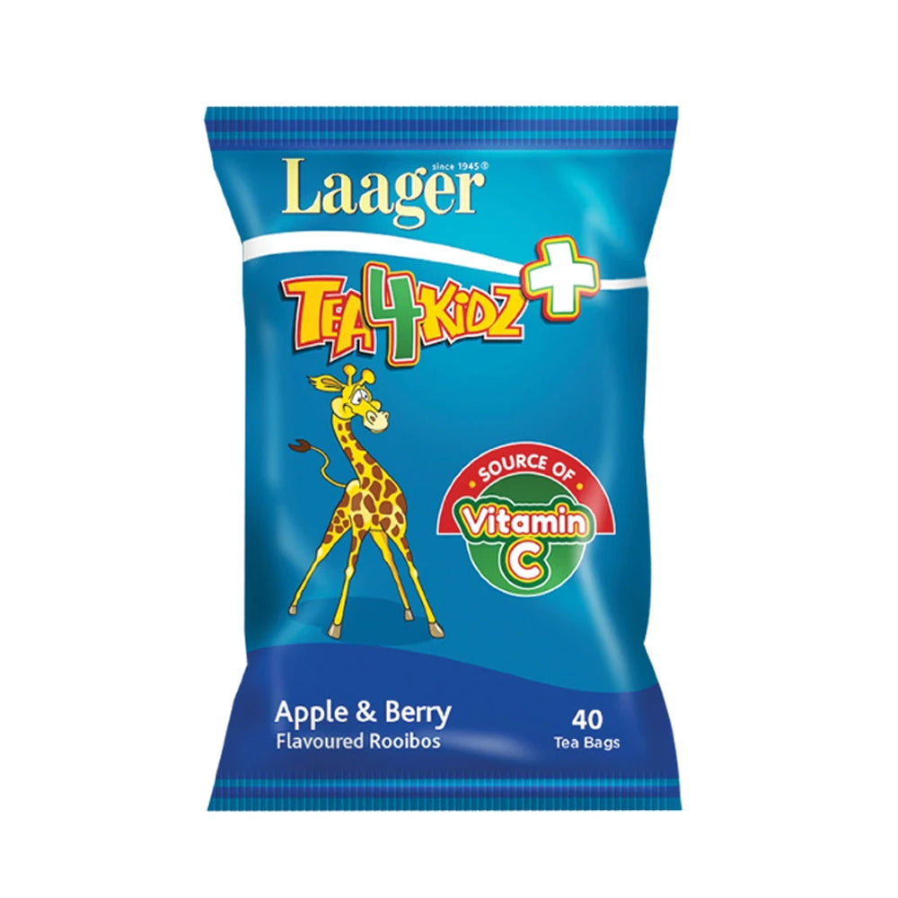 Laager Tea4Kidz Apple & Berry 40's