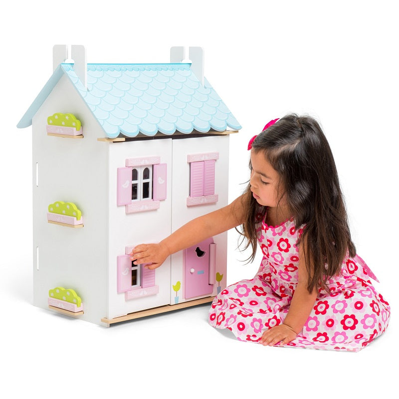 Le Toy Van - Bluebird Doll House & Furniture