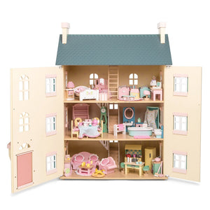 Le Toy Van - Cherry Tree Hall Doll House
