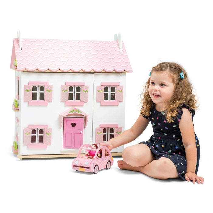 Le Toy Van - Sophie's Wooden Dollhouse