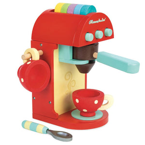 Le Toy Van – Honeybake Wooden Cafe Machine