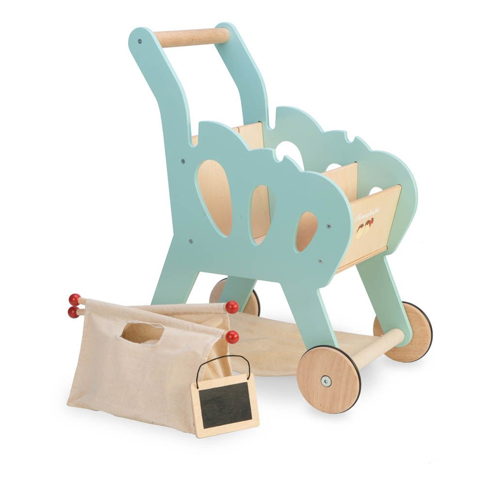 Le Toy Van – Wooden Shopping Trolley