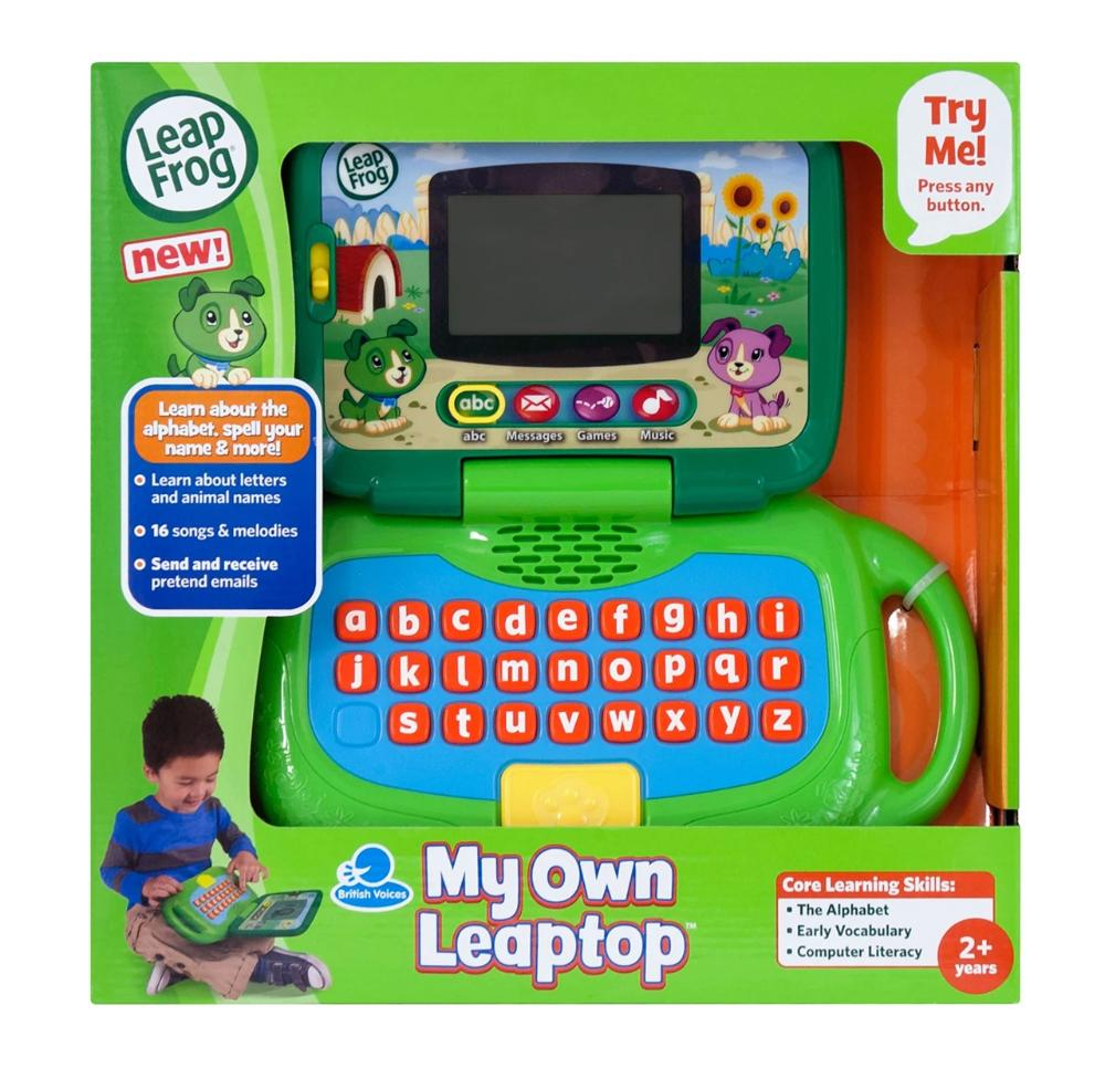 LeapFrog My Own Leaptop 2 - Green