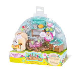 Li'l Woodzeez Country Kitchen Set