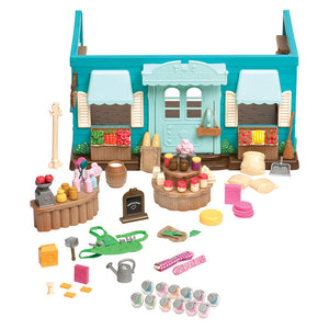 Li'l Woodzeez General Store Playset