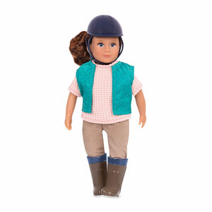 Lori 6inch Riding Doll Lauralai