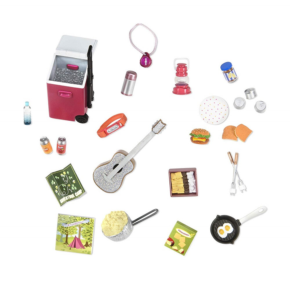 Lori Camping & Carefree Accessories Set
