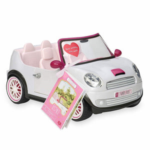 Lori Doll 6 inch Dolls Car