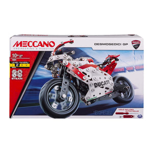 Meccano Licensed Vehicle Ducati Moto GP