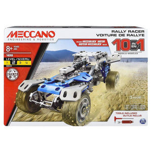 Meccano 10 Model Set Motorized Truck