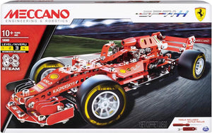 Meccano Ferrari Grand Prix Racer Building Kit