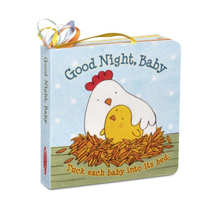 Melissa & Doug - Good Night, Baby Board Book