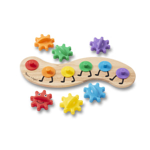 Melissa & Doug Caterpillar Gear Toy