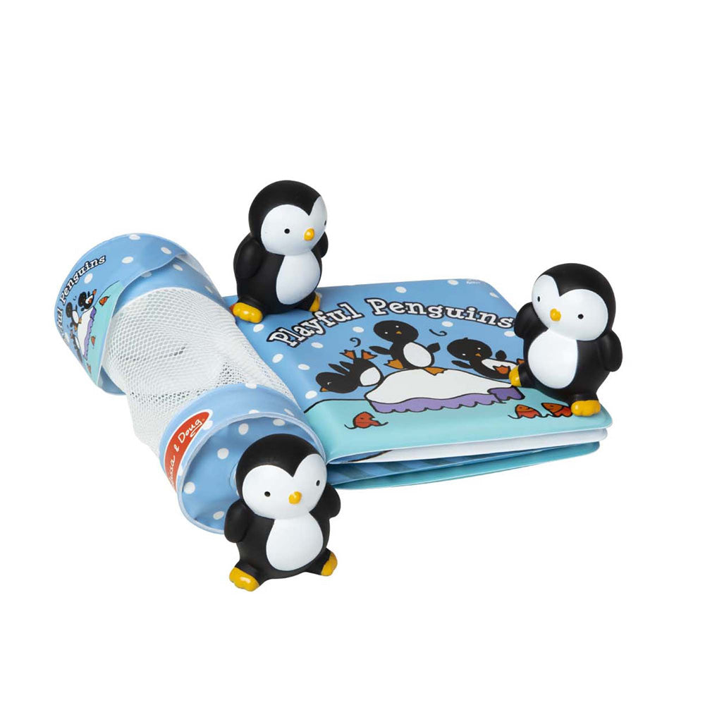 Melissa & Doug Float-Alongs - Playful Penguins