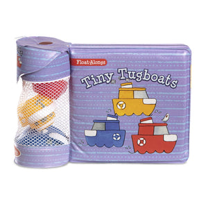 Melissa & Doug Float-Alongs - Tiny Tugboats