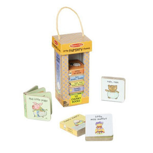 Melissa & Doug NP Book Tower - Little Nursery Rhymes