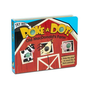 Melissa & Doug Poke-A-Dot Old Mac Donald