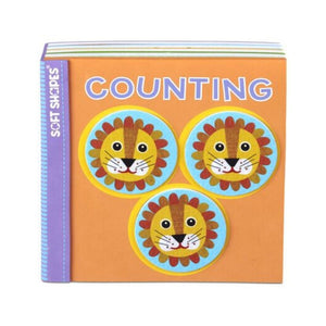Melissa & Doug Soft Shapes - Counting