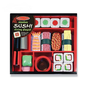 Melissa & Doug Sushi Slicing Set