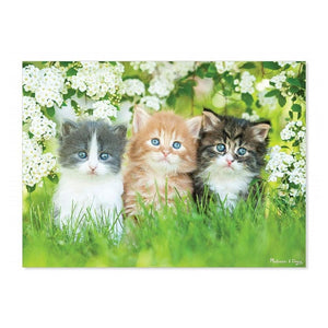 Melissa & Doug Three Little Kittens 300pcs Puzzle