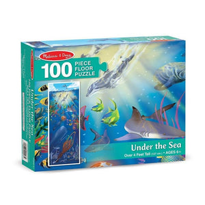 Melissa & Doug Under the Sea (100 pc)
