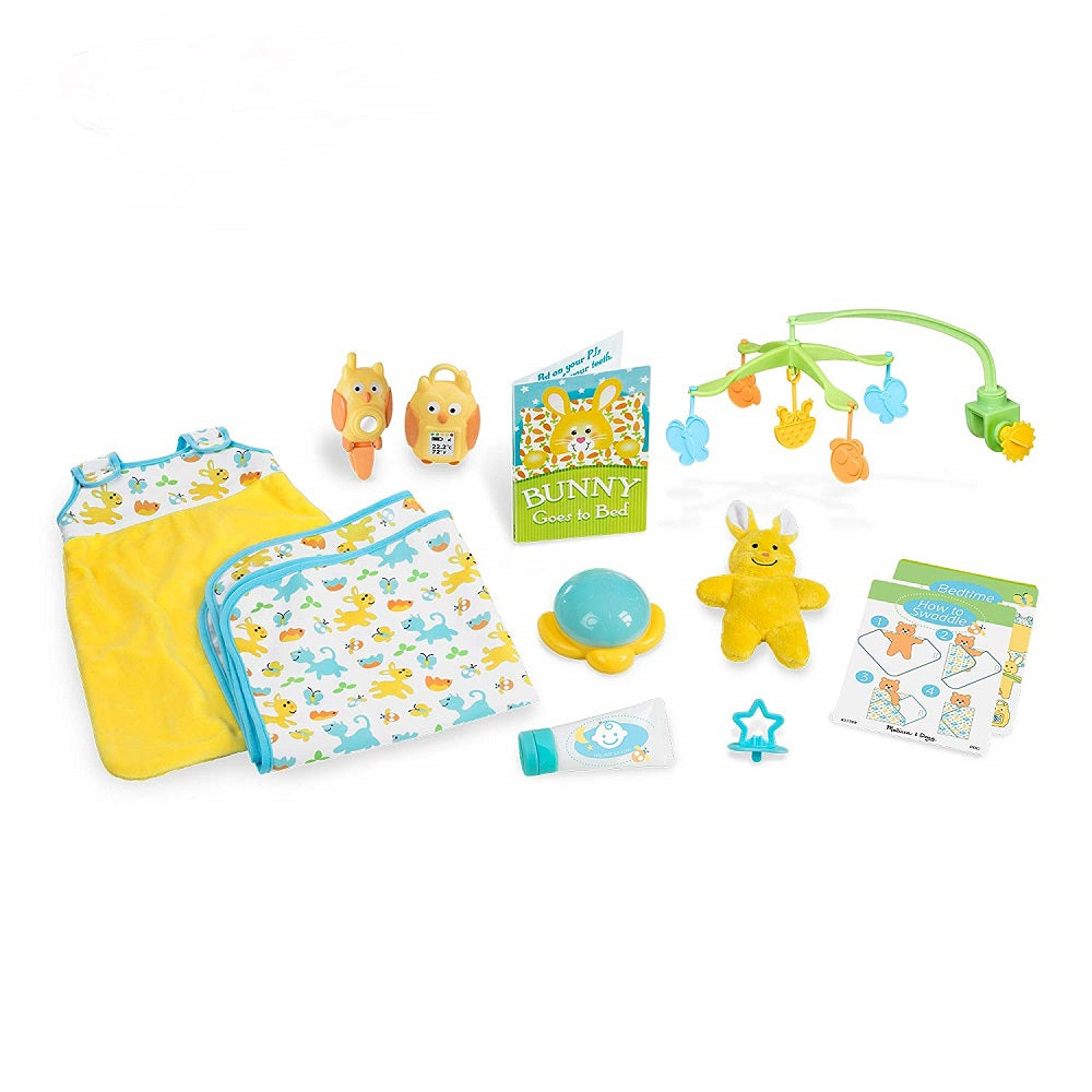 Melissa & Doug Bedtime Play Set