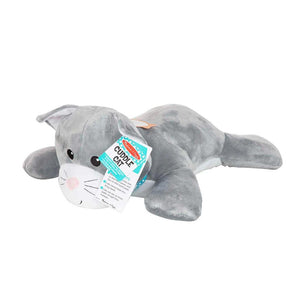 Melissa & Doug Cuddle Cat Jumbo Plush Stuffed Animal