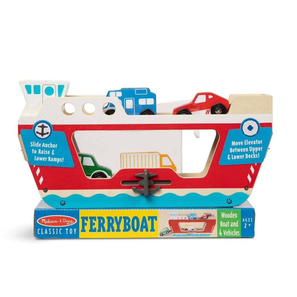 Melissa & Doug Ferryboat