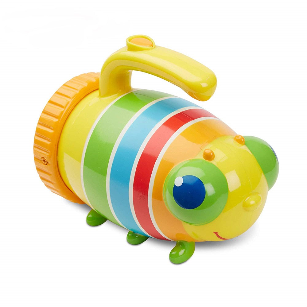 Melissa & Doug Giddy Buggy Flashlight