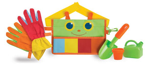 Melissa & Doug Happy Giddy Garden Tool Set