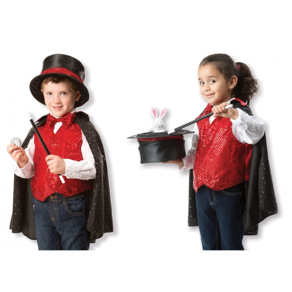 Melissa & Doug Magician Role Play