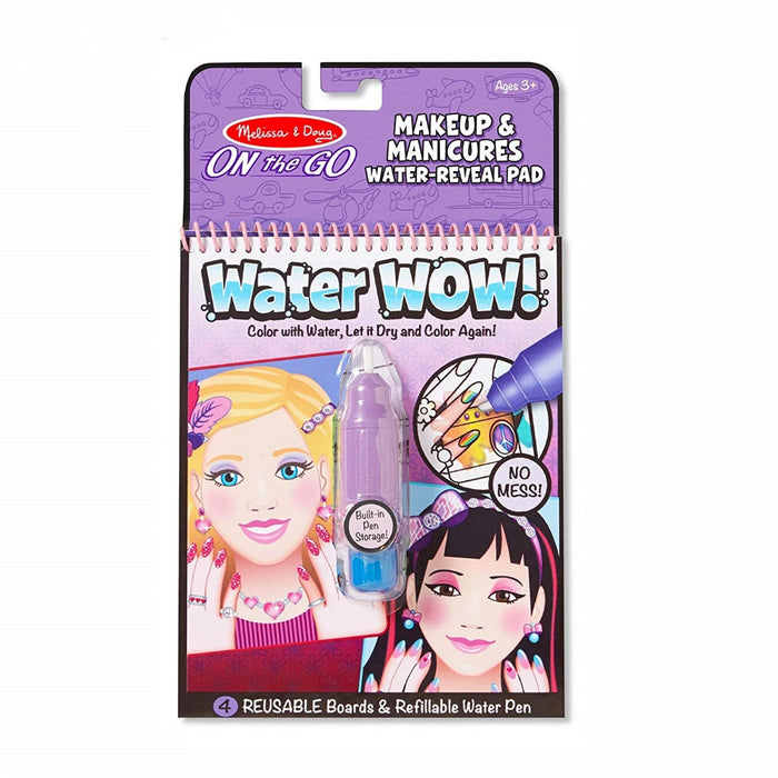 Melissa & Doug Make Up and Manicures On the Go