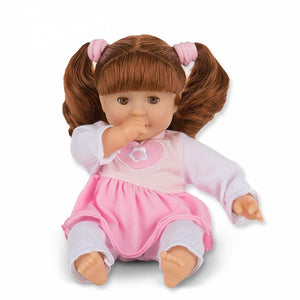 "Melissa & Doug Mine to Love - Brianna 12"" Doll"